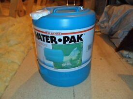 Reliance Water.pak water container £18 ono