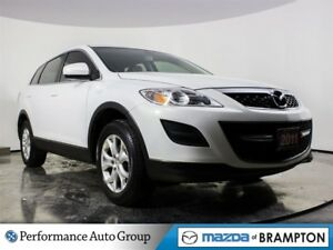 2011 Mazda CX-9 GS. ROOF. HTD SEATS. PWR SEAT. ALLOYS. BUCKETS