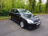 TOYOTA COROLLA 1.6 VVT-I COLOUR COLLECTION 5DR FULL TOYOTA HISTORY