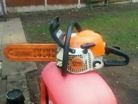 Stihl Ms 171 in perfect working order