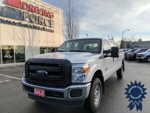 2016 Ford Super Duty F-350 XL Crew Cab 4X4 w/8.1' Box, Diesel