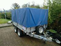 Ifor Williams LM85 trailer