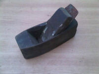 Very Old/ Vintage Wooden / Wood Plane Tool Collector - Would make nice Deco for capenter Can Post