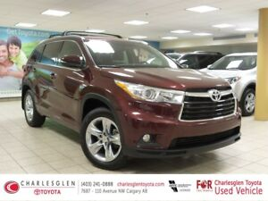 CLEAROUT PRICE!!! 2015 Toyota Highlander LIMITED