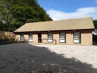 118.91 Sq m Office Building to Rent. Car Park for 6 cars. Stonewood -Aberdeen.