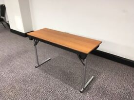 tables - folding tables previously used for meeting rooms, up to 30 available