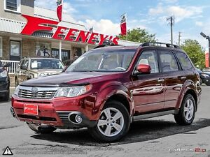 2009 Subaru Forester (Natl) X w/Premium AWD SUNROOF- 2 YEAR WARR