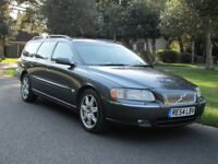 Volvo V70 D5 SE in Excellent Condition with Full History.