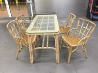 "Conservatory table & chairs""FREE LOCAL DELIVERY """