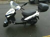 LONGJIA AUTO DRIVE MOPED MOTORCYCLE SCOOTER ONLY 599 NO OFFERS