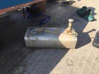 Stainless steel boat fuel tank 89 litres