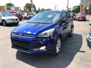2014 Ford Escape Titanium- NAVIGATION SYSTEM, PANORAMIC SUNROOF