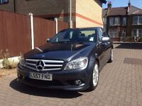 Mercedes c class low mileage 72k miles Automatic Full service MOT 2 Owners