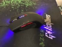 Easy Acc gaming mouse - works as new.