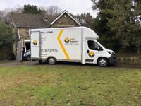 Barnsley House and business removals, Man and Van ,Clearance services