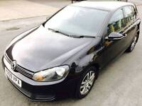 Volkswagen Golf 2.0 TDI CR SE 5dr FULL S/HISTORY+2OWNERS+WARANTY PX WELCOME