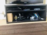 TV Bench/ Stand with storage New condition!