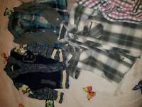 Small boys 2-3 clothes bundle
