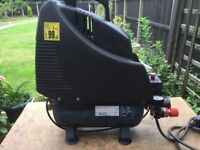 Performance Power 6 Litre Portable Air Compressor - Unused