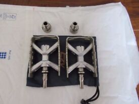 For Sale: MKS Esprit EZY Superior Pedals.