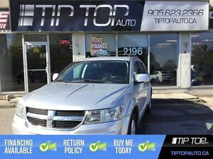 2010 Dodge Journey SXT ** 7 Passeger, V6, Remote Start, Low KMs
