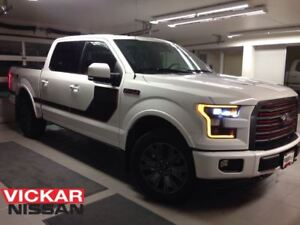 2017 Ford F-150 LARIAT SPORT/EVERY AVAILABLE OPTION!!!