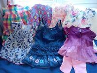 Girl's clothes bundle 18-24 months