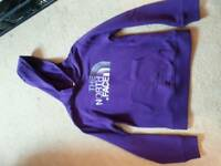 Girls/women's North Face Hoodie Brand New