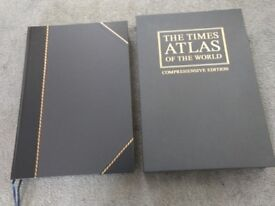 The Times atlas of the world Comprehensive Edition
