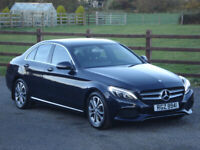 2017 MERCEDES C200 SPORT ** ONE OWNER WITH FULL SERVICE HISTORY **