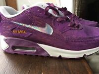 Nike air max trainers size 5.5