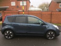 Nissan Note N-Technology 1.5 Diesel 28000 Genuine Low Mileage £20 Only For 1 Year Rd Tax Year 2012