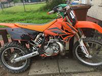 2004 KTM EXC 200