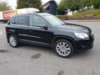 2010 Volkswagen Tiguan 2.0 TDI BlueMotion Tech SE 5dr, SAT NAV, LEATHER, CAMERA, CAMBELT