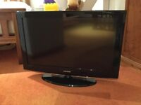 """Samsung 32""""LCD TV for sale  Glasgow"""