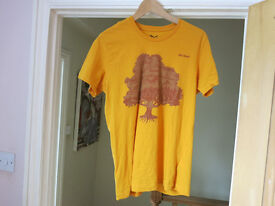 Men's medium Salewa tshirt for sale. Cool tree/forest/mountain design. New without tags.