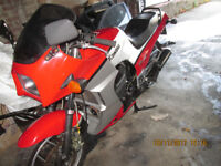GPZ900R A2 MODEL TOTALLY ORIGINAL OFF THE ROAD MANY YEARS