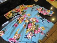 Girls dress by JOULES, aged 7 years. Excellent condition. Beautiful design and superb quality.