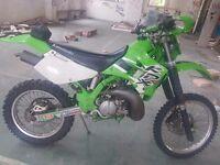 Kdx 220 not KX /KTM