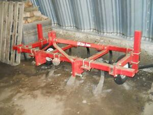 6' Freeform 3 point hitch cultivator