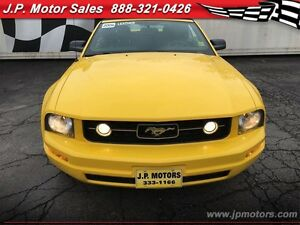 2006 Ford Mustang V6, Automatic, Leather, Convertible Oakville / Halton Region Toronto (GTA) image 8
