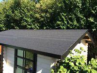 Roofing- Finnish Shingles Asphalt Tiles