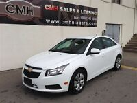 2014 Chevrolet Cruze LT AUTO LOADED *CERTIFIED*