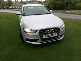 Audi A4. Immaculate condition. Audi warranty.