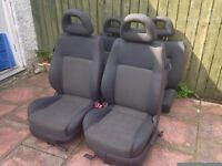 Lupo Sport Interior Seats