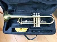 Bach Elkhart 100TR trumpet for sale
