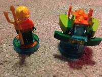 Lego dimensions fun pack dc comics aquaman