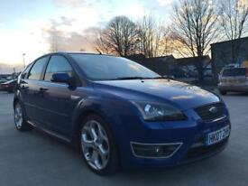 FORD FOCUS ST 2007 2.5 SIV ST-2 5 dr, FULL SERVICE HISTORY, CAMBELT CHANGED AT 119K