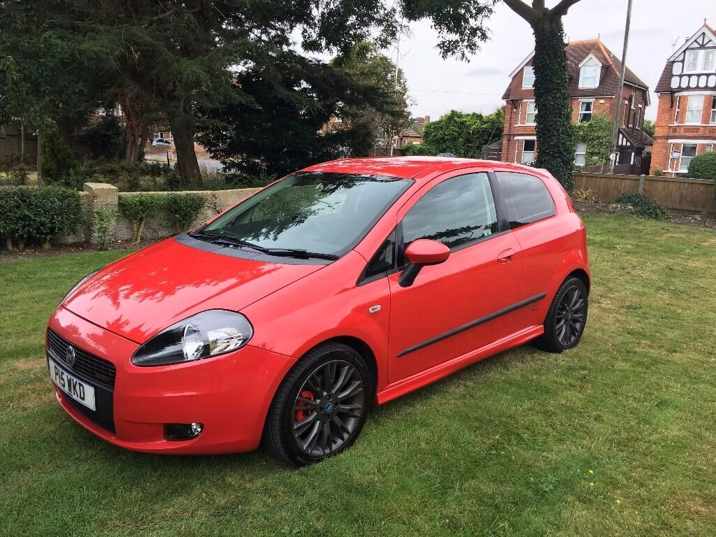 fiat grande punto 1 9 diesel multijet sporting abarth lights in folkestone kent gumtree. Black Bedroom Furniture Sets. Home Design Ideas