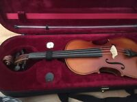 Quality Full Size Violin - Excellent Condition